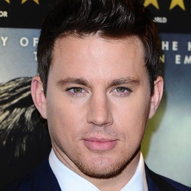 Channing Tatum stars in the film Magic Mike