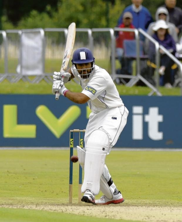 Back in the England fold — Ravi Bopara could end his year-long wait for Test cricket against South Africa on Thursday