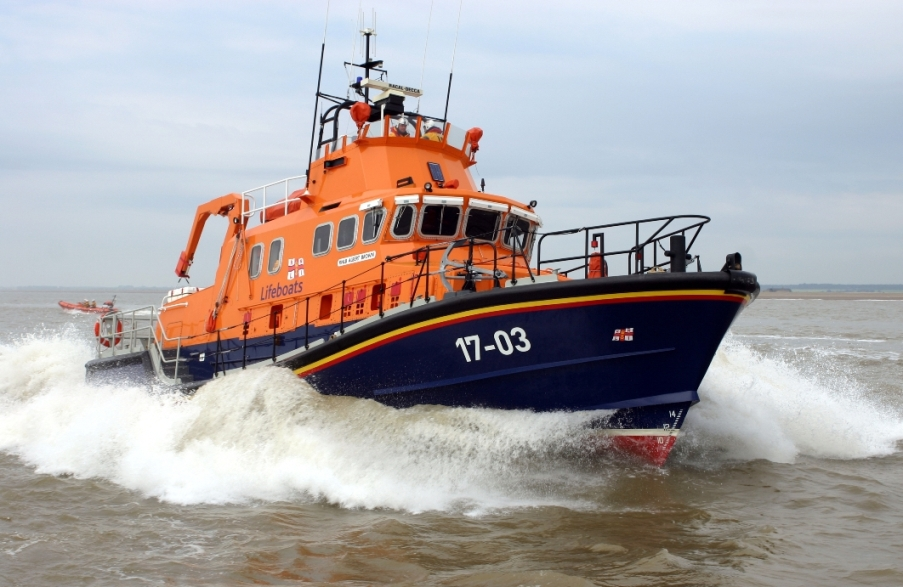 Search launched after men fall overboard from ferry