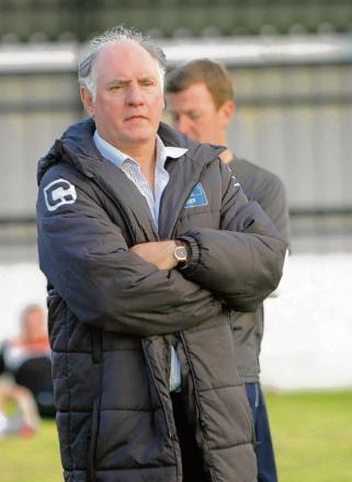 Iron frustrated by Gateshead