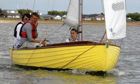 Pyefleet Week at Brightlingsea Sailing Club