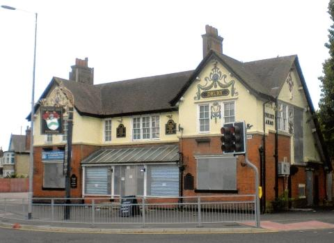 The Drury Arms