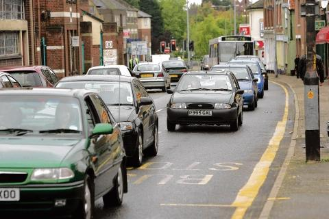 Colchester among the most car-dependent places in England