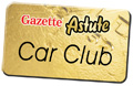 Gazette: car club