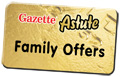 Gazette: family offers