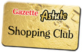 Gazette: shopping club