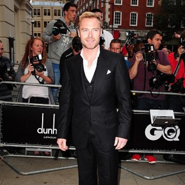 Ronan Keating split from his wife Yvonne after 14 years of marriage