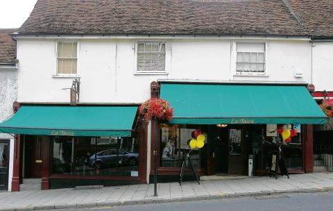 La Tasca in North Hill, Colchester