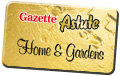 Gazette: home and garden