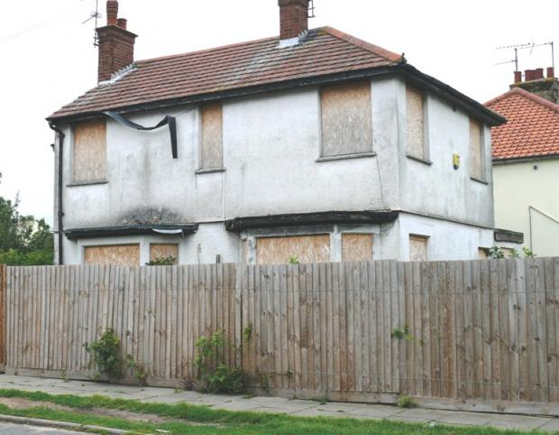 Eyesore squat to be bought for housing