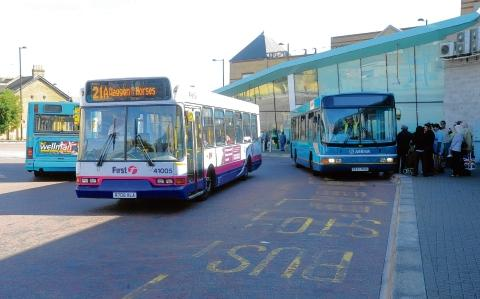 Colchester bus services set for changes