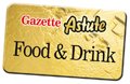 Gazette: astute food & drink v2