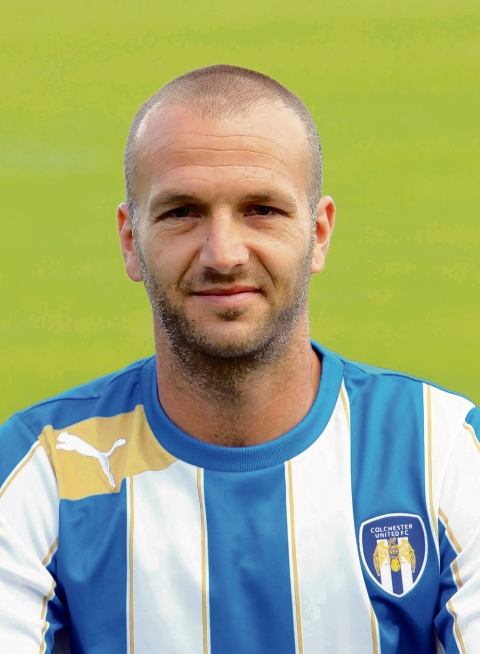 Bringing the curtain down - Colchester United legend Karl Duguid will retire as a player at the end of the season.