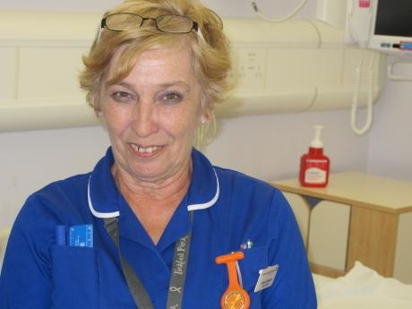 Nurse Annie retires after more than 40 years