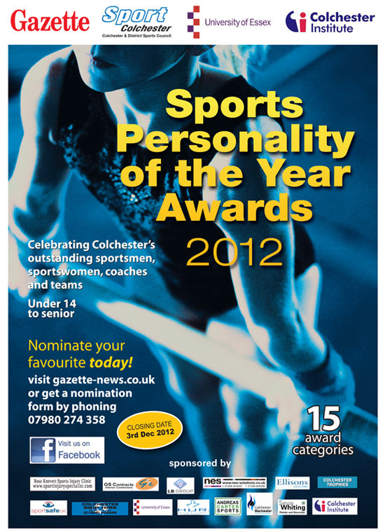 Colchester Sport Awards 2012
