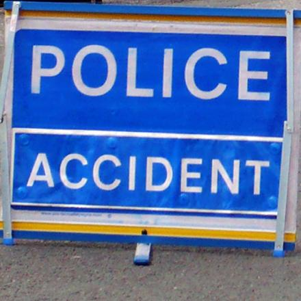Ipswich Road partially blocked due to three vehicle crash