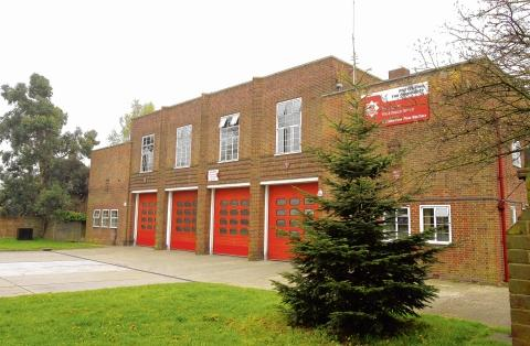 Closing? Colchester Fire Station