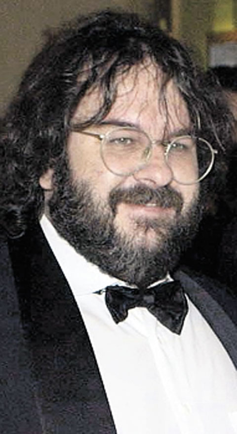 Oscar winner Peter Jackson