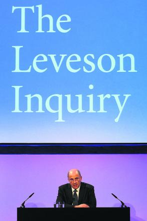 Leveson backs regional press