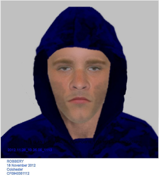 Efit released of Colchester robber