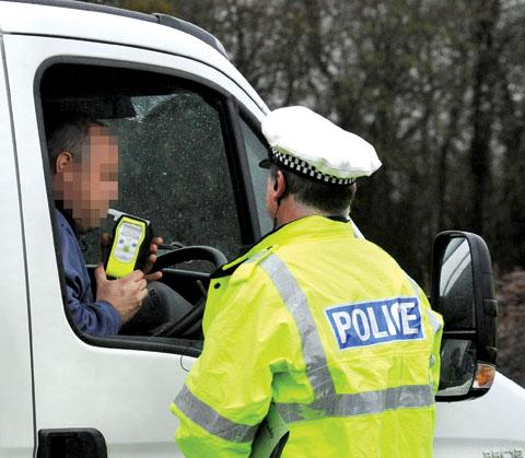 Drink driving crackdown