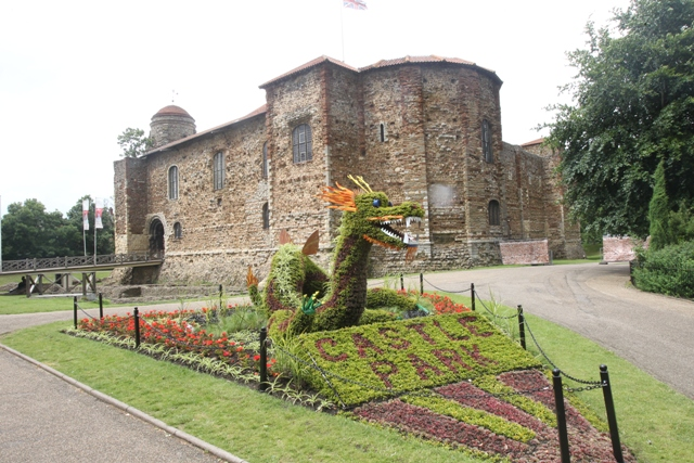 Colchester Castle Museum to reopen this May