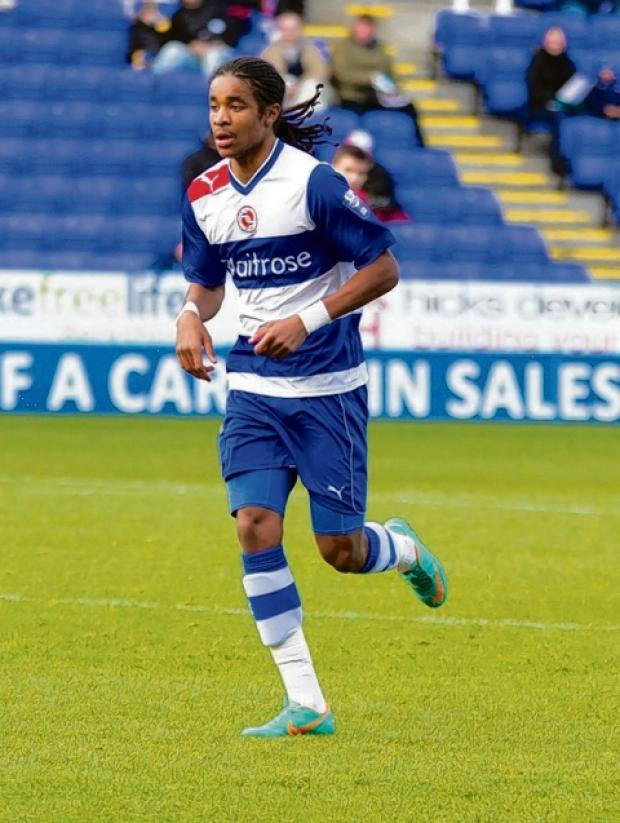 New recruit - Colchester United have completed the signing of Dominic Samuel on a month's loan from Reading. Picture: AARON NOONAN