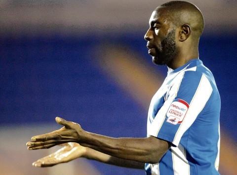 Hope - Jabo Ibehre said is open to making a permanent move to Colchester United in th