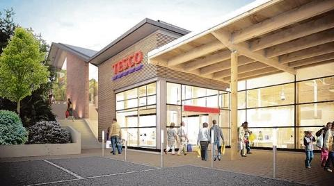 Halstead: Council refuses Tesco plans