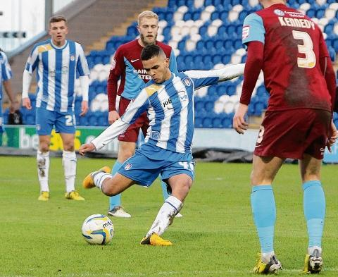 New face - Billy Clifford is one of seven new signings Colchester United have made this month. Picture: STEVE ARGENT (CO73755-12)