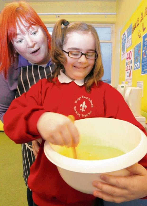 Kellogg's £500 boost for school breakfast club