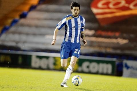Moving on? Colchester United midfielder Anthony Wordsworth is set to join Ipswich Town.