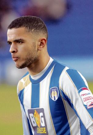 Fine strike - Billy Clifford scored his first-ever senior goal as Colchester United beat Yeovil Town 2-0.