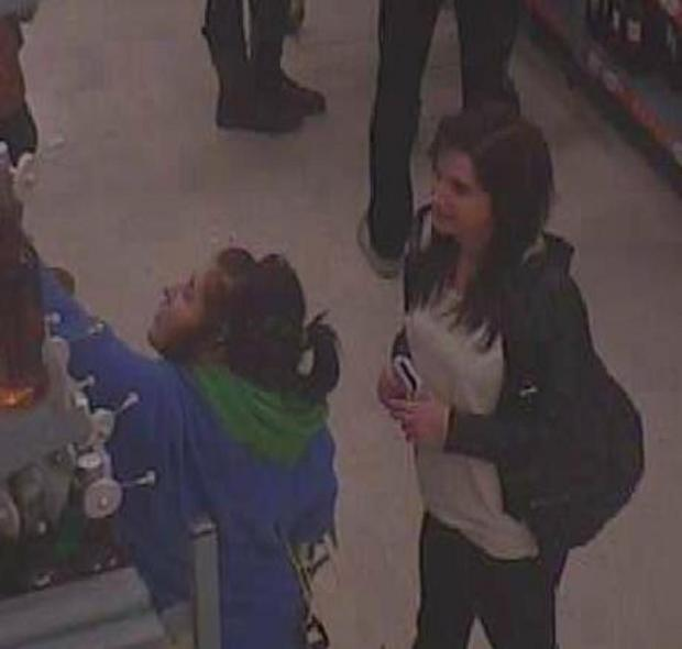 Police seek women after supermarket theft
