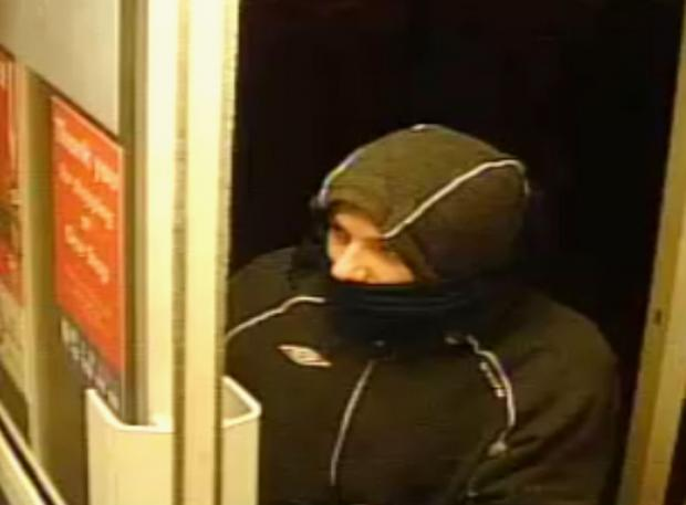 Detectives issued CCTV images following robbery