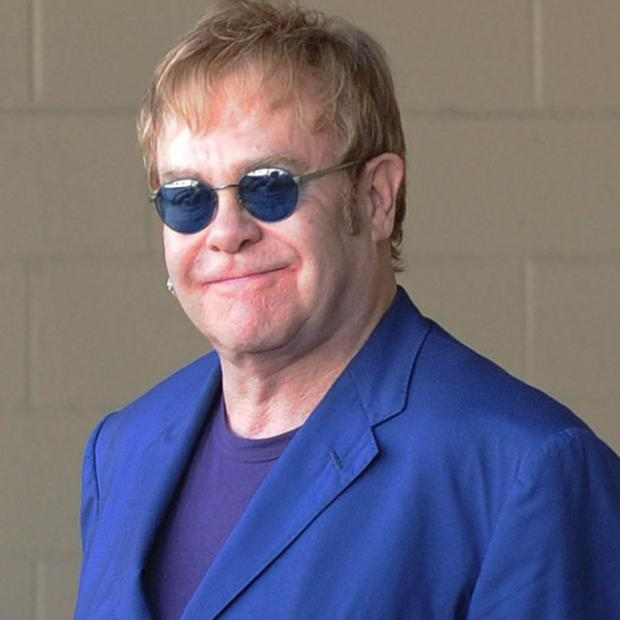 Gazette: Sir Elton John is coming to Colchester.