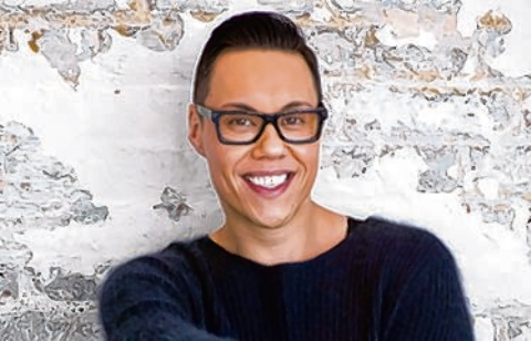 Gok Wan backs charity skinny dip