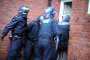 Drugs bust - police in Braintree act on intelligence