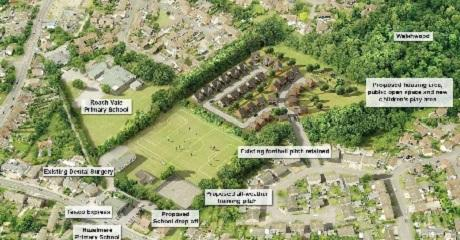 '50 new homes could divide our community'