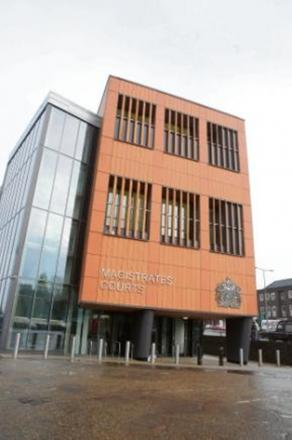 Wells admitted theft in an appearance at Colchester Magistrates' Court