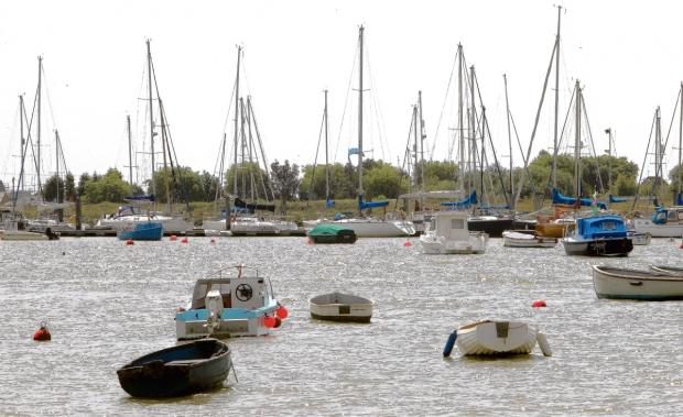 New public walkway plan for Brightlingsea Harbour