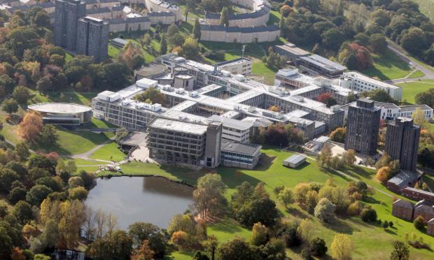 Students happy to study at Essex University