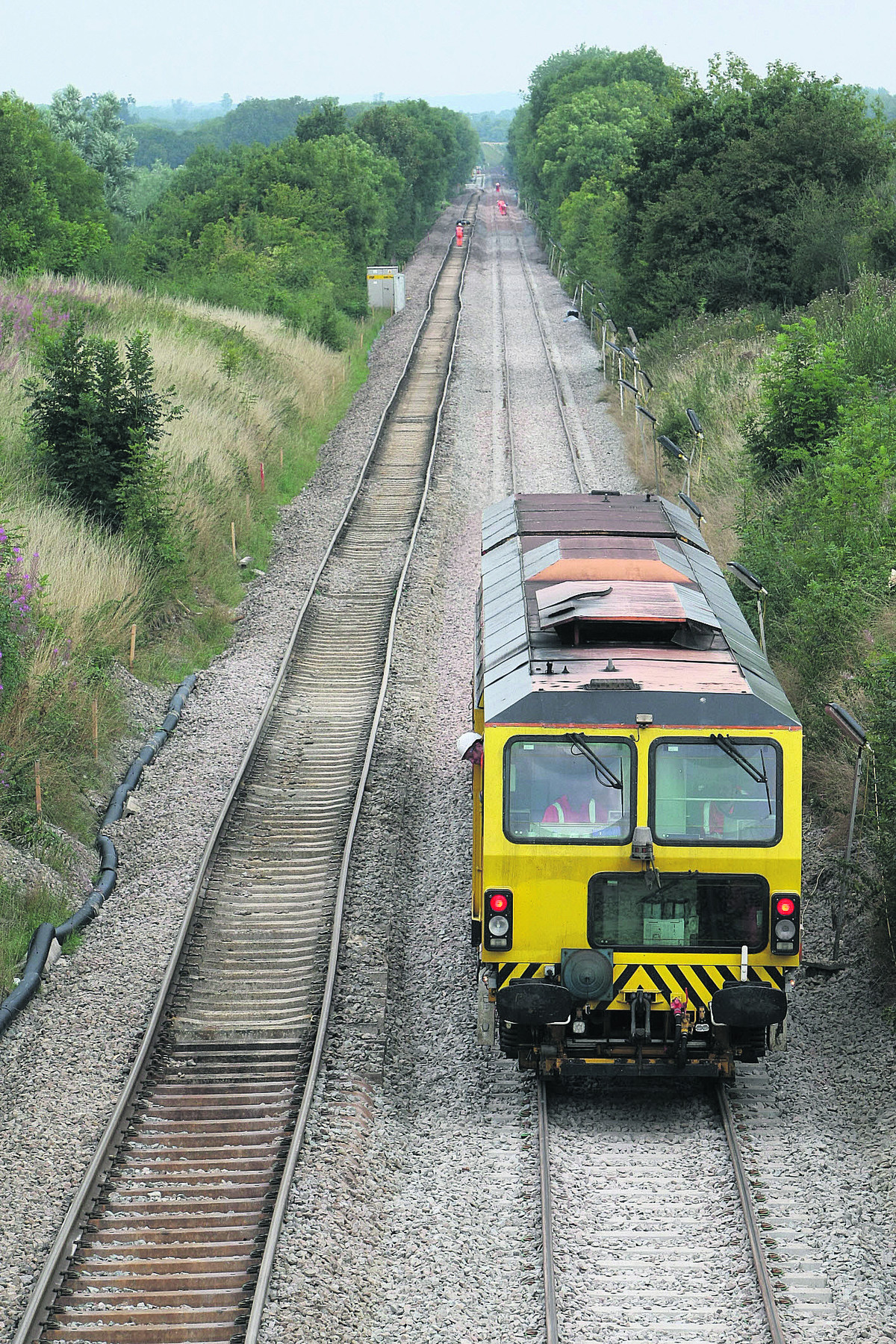 Rail boss apologises for