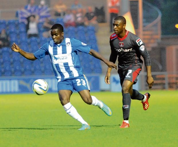 Long lay-off - Tosin Olufemi is likely to be out for around six months after suffering an Achilles tendon injury.