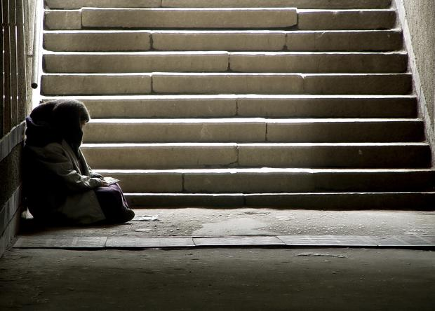 Gazette: Number of people sleeping rough in Colchester more than doubles in three years