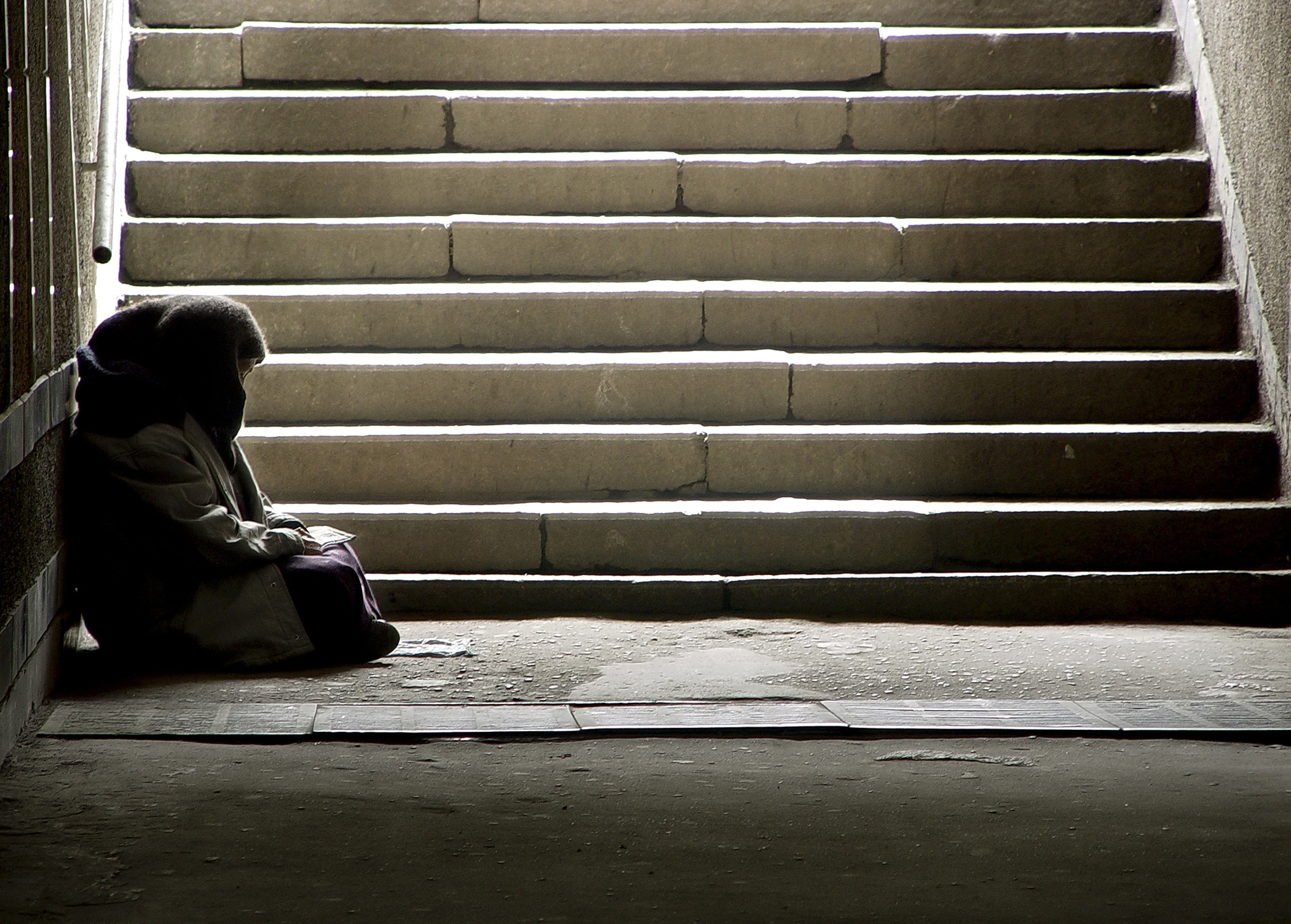 Number of people sleeping rough in Colchester more than doubles in three years