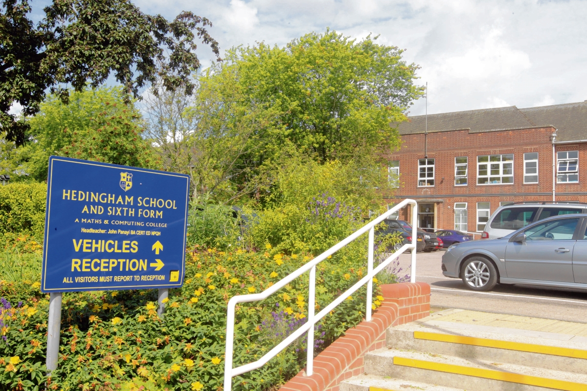 Excellent A-Level results for Hedingham School