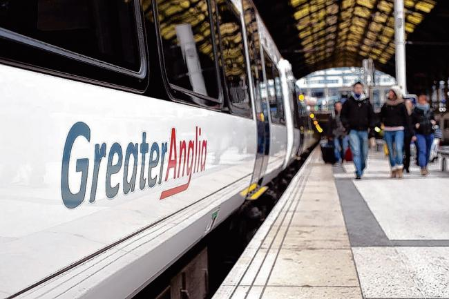 Greater Anglia could be your flexible friend