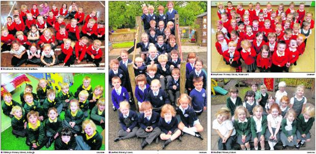 IN FRIDAY'S STANDARD - 8-PAGE SCHOOL STARTER CLASS PICTURE SPECIAL