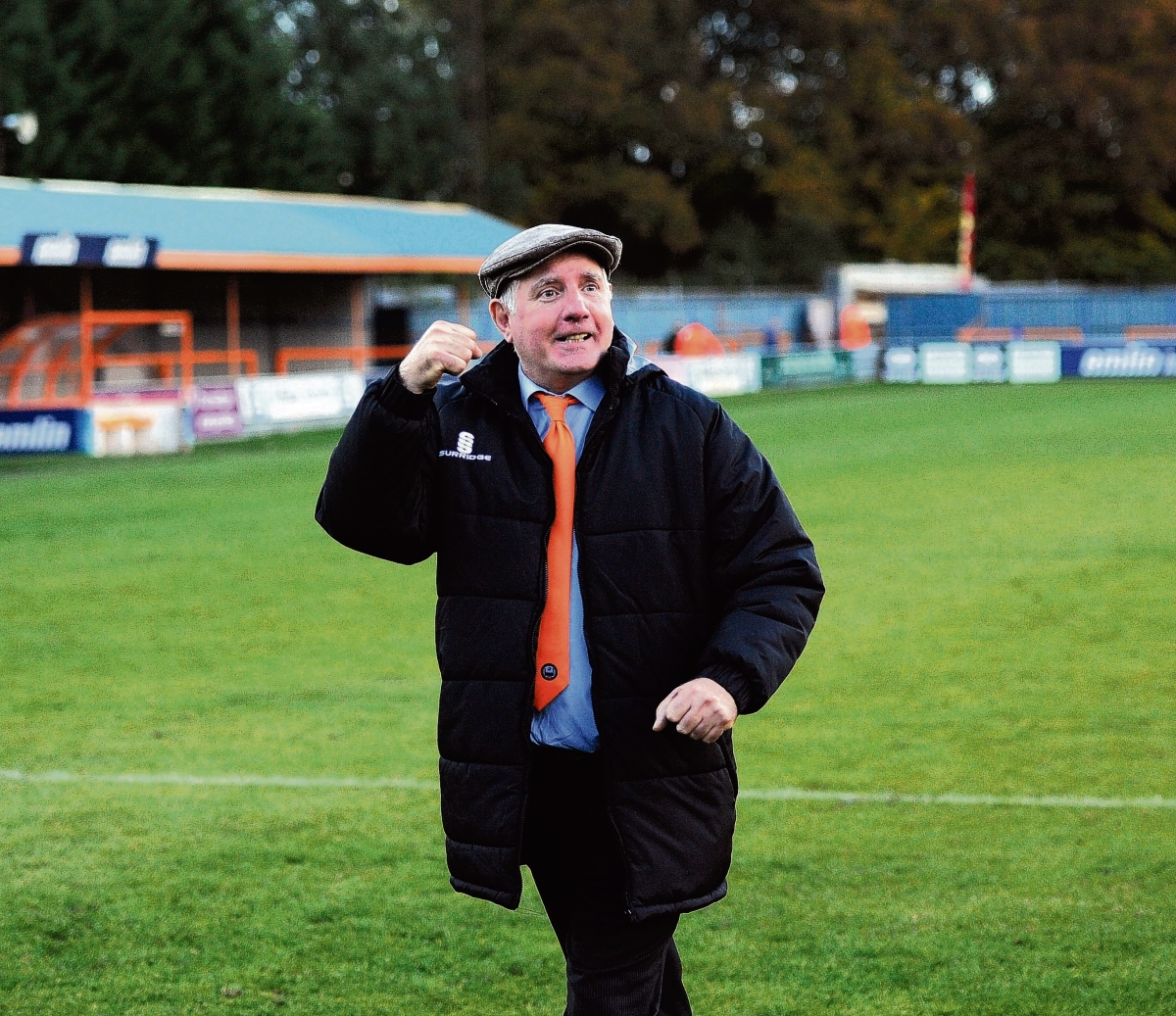 Gruelling week ends with Braintree sitting fourth